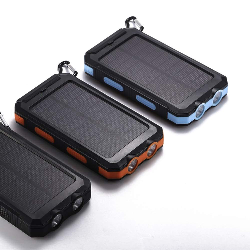Amazon.com: Cargador Solar Power Bank 20000mAh, Outdoor ...