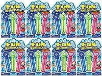 Ja-Ru Fun Bubbles Fun Set Bundle Pack