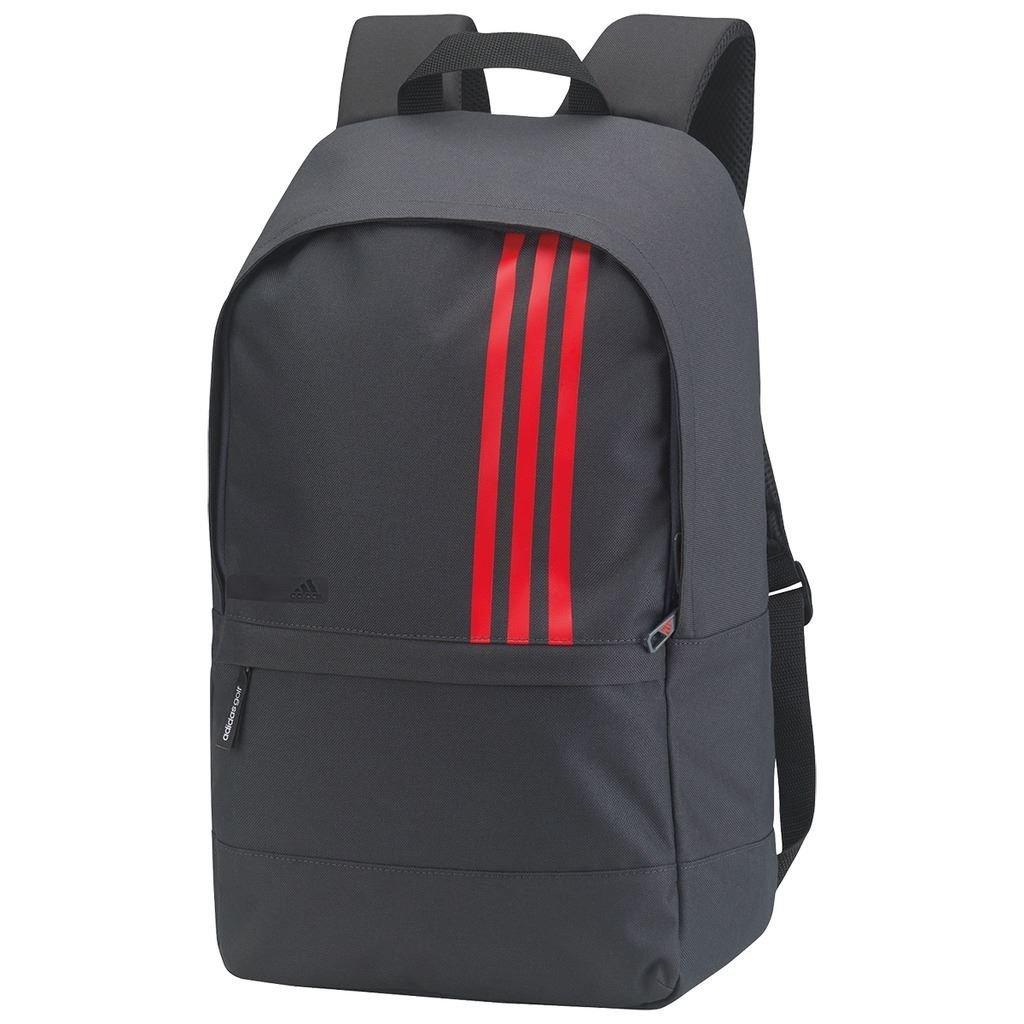 6b725c233d Adidas 2018 Lightweight Rucksack 3-Stripes Small Travel Backpack Mens Gym  Bag