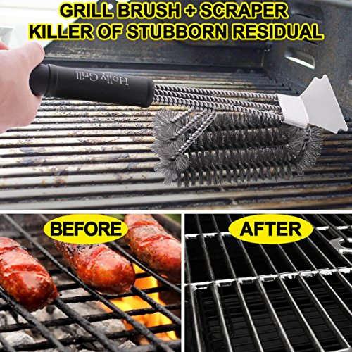 Buy grill cleaning brush