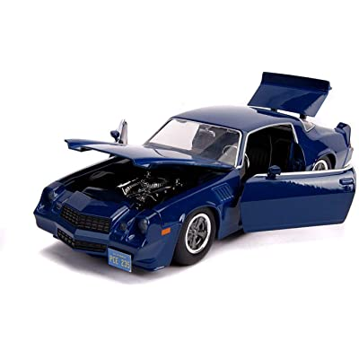 Jada Stranger Things 1:24 Die Cast Vehicle 1979 Camaro Z28 Standard: Toys & Games [5Bkhe2007234]