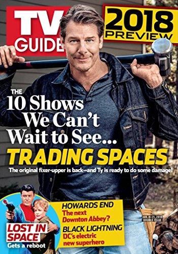 Magazines : TV Guide [Print + Kindle]