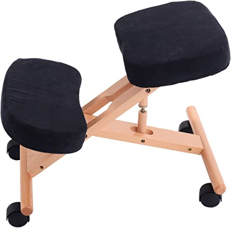 sedia correttiva per la postura del ginocchio Sedia inginocchiatoio PRO11 Beige ergonomica