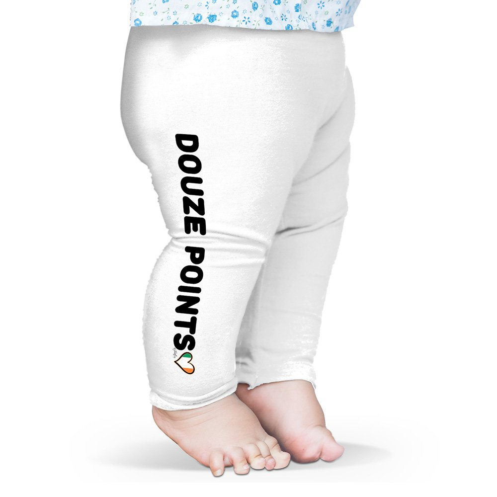 TWISTED ENVY Douze Points Ireland Baby Funny Leggings
