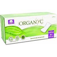 Organyc- Salvaslip 100% material orgánico, 4x24 unidades