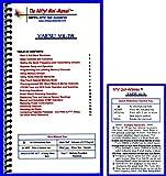 Yaesu VX-7R Mini-Manual and Card Combo by Nifty