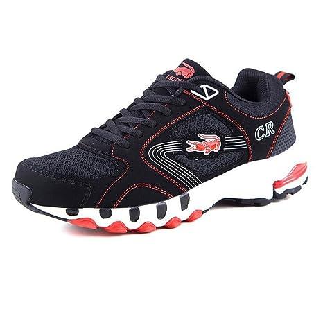 Zapatillas de Deporte para Hombre 2018 Primavera/Otoño Nuevo Transpirable/Confort/Amortiguación Hombres