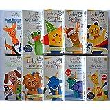 Baby Einstein Set of 10 VHS: Baby Beethoven, Baby Shakespeare, Language Nursery, Baby Santa's Music Box, Baby Mozart, Neighborhood Animals, Baby Newton, Baby Van Gogh, Baby Neptune & Baby Galileo. [VHS Tape].