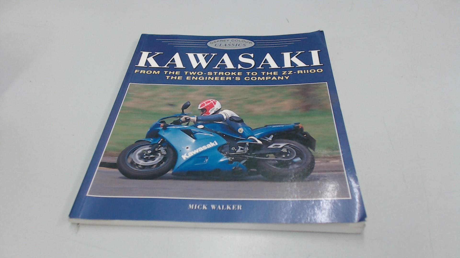 Kawasaki (Osprey Colour Classics): Amazon.es: Mick Walker ...
