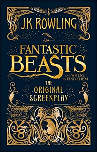 نتيجة بحث الصور عن ‪fantastic beasts and where to find them book‬‏
