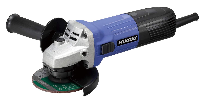 HiKOKI(ハイコーキ) 旧日立工機 電気ディスクグラインダー 砥石径100mm×厚さ4mm×穴径15mm AC100V FG10SS2