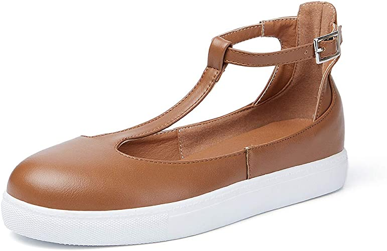 Womens Beige Comfort Cutout Casual Comfort Slip On Dolly Shoes Sizes 6,7,8