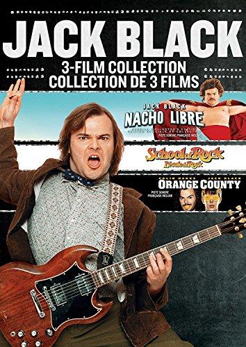 Jack Black (3-Film Collection) (Nacho Libre / School of Rock / Orange County)