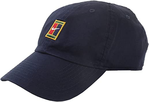 Nike U Nk H86 Cap Court Logo Hat, Unisex Adulto, Obsidian, MISC ...