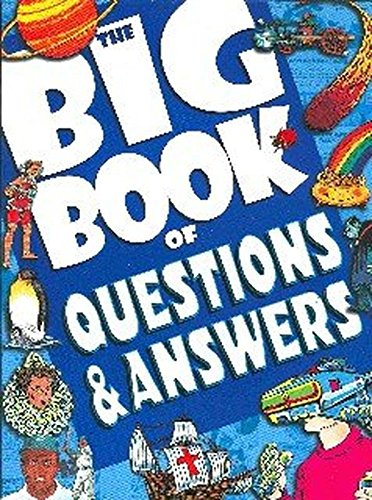 The Big Book of Questions and Answers, Jane Parker Resnick; Rebecca L. Grambo