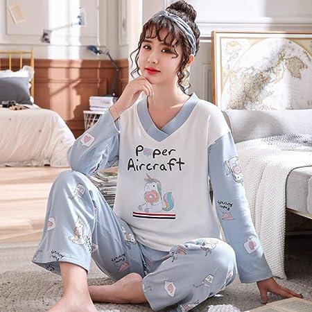 YPDM Pijama,Tallas Grandes 3XL 4XL 5XL 90 kg Ropa de Dormir ...