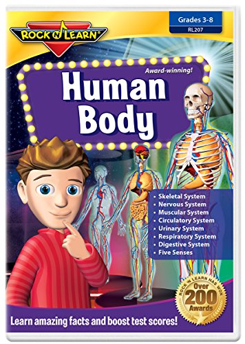 Human Body DVD by Rock 'N Learn