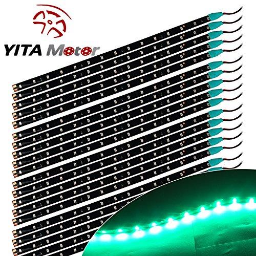 YITAMOTOR Waterproof Flexible Lighting Decorative