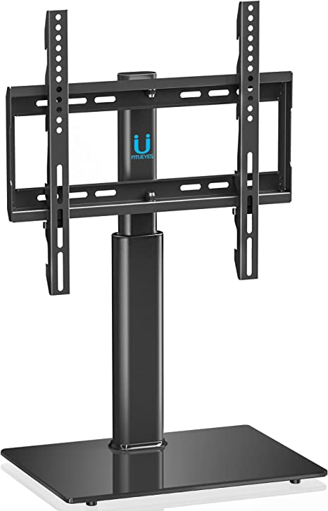 """Tabletop Universal TV Stand Base with Swivel Mount for 32/""""50/"""" Samsung Vizio Tvs"""