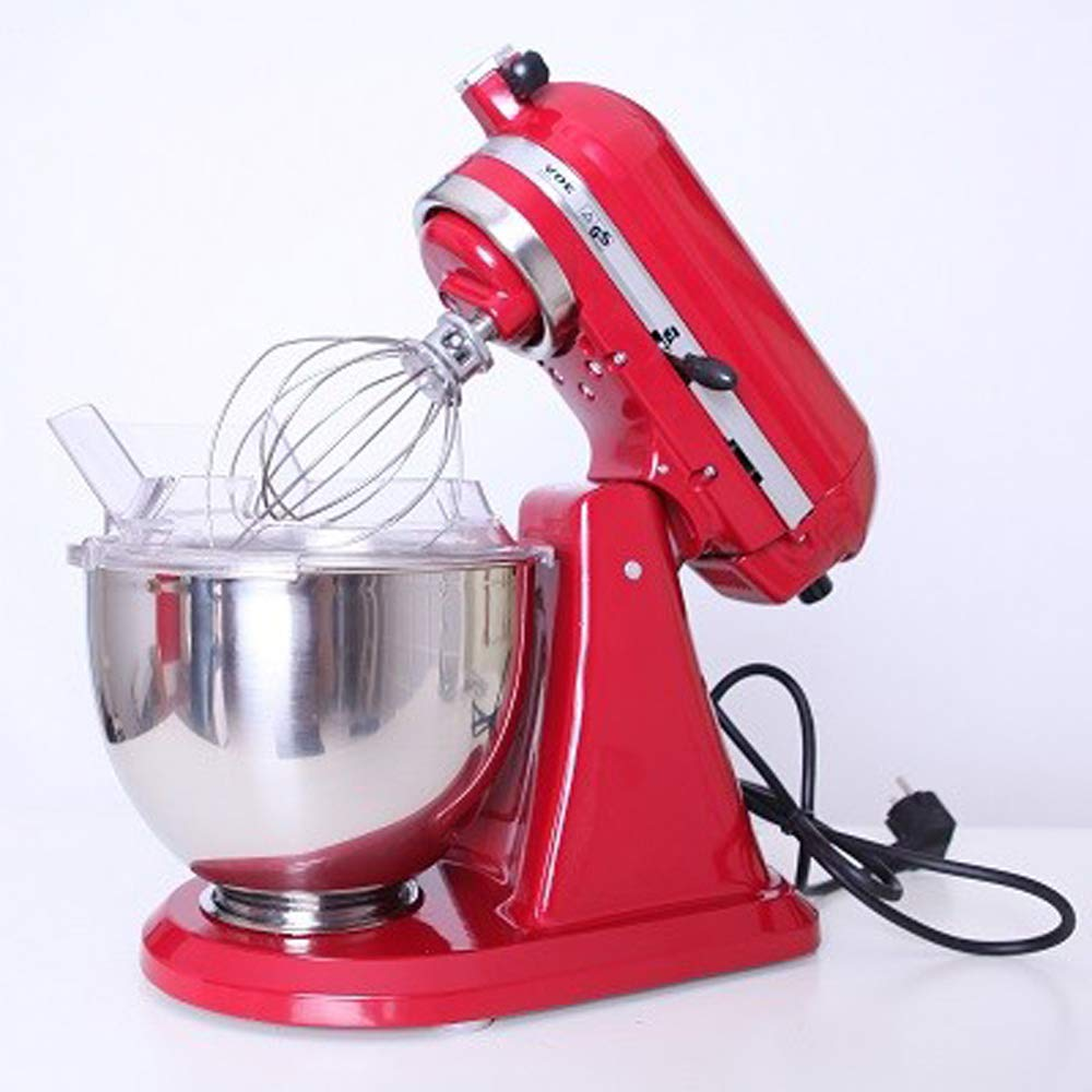 QWERTOUY Multifunctional Stand Mixer 5L,Food Mixer Machine,Dough Mixer Machine,Planetary Mixer by QWERTOUY
