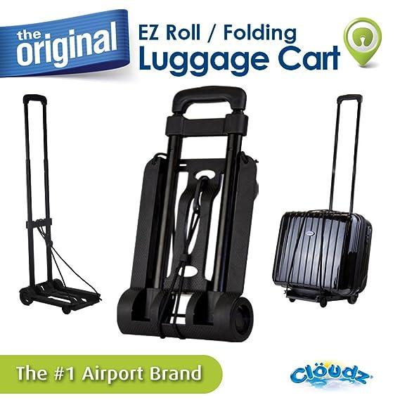 Amazon.com | Cloudz EZ Roll Luggage Cart | Luggage Carts
