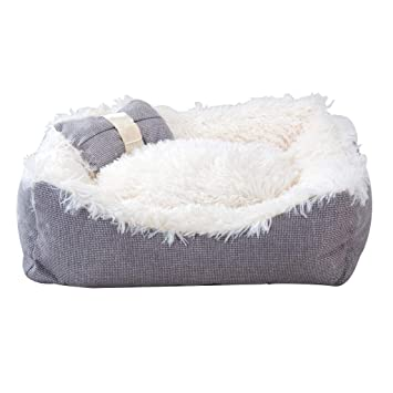Cama para Perros Gato Desmontable Doghouse Bow Design Cat Litter Pet Supplies Four Seasons Universal (