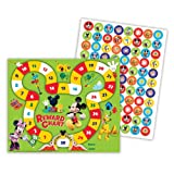 Paper Magic Group Eureka Mickey Mouse Clubhouse Park Mini Reward Charts