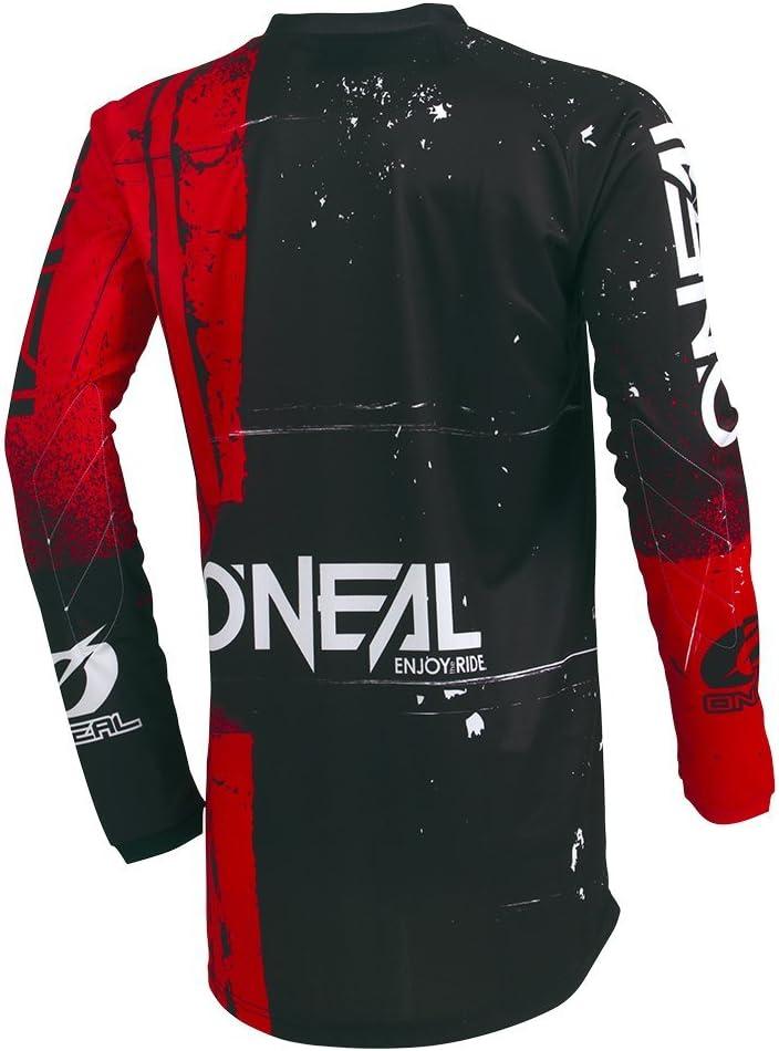 Blanco XL Oneal 002E-95S Equipaci/ón para Montar En Bicicleta y Motocross