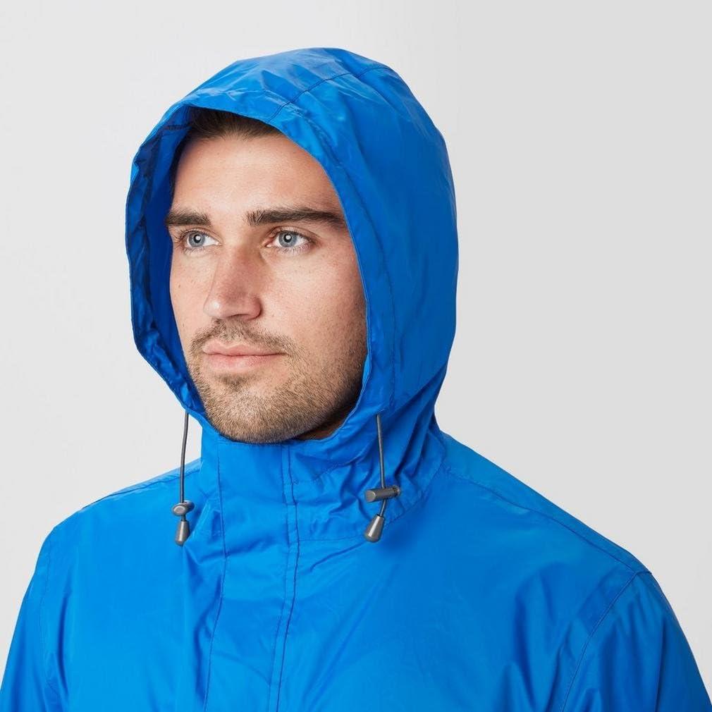 Peter Storm Mens Packable Hardwearing Waterproof Cagoule