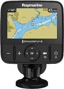Plotter Raymarine E70295-Nag Libélula GPS (5 M, 12,7 Cm (5 Pulgadas), América del Norte Navionics, Ka: Amazon.es: Electrónica