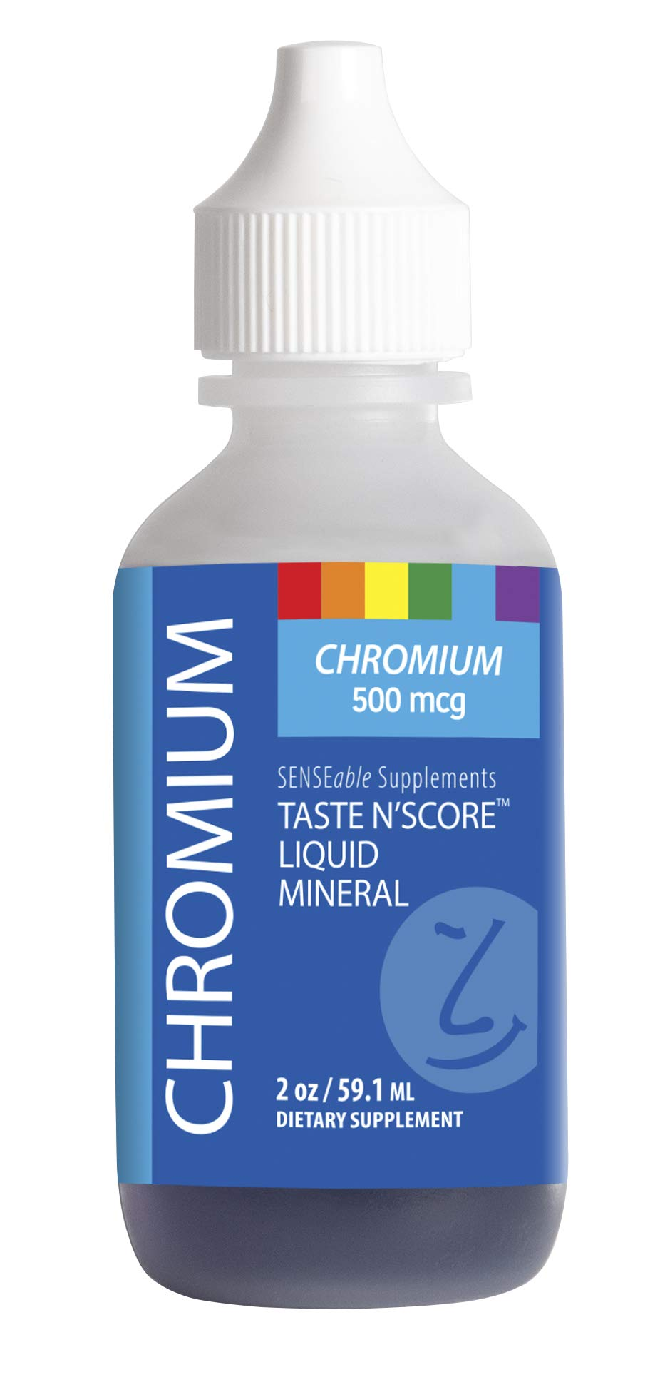 Amazon com: Taste N' Score | Chromium | Liquid Mineral Supplement