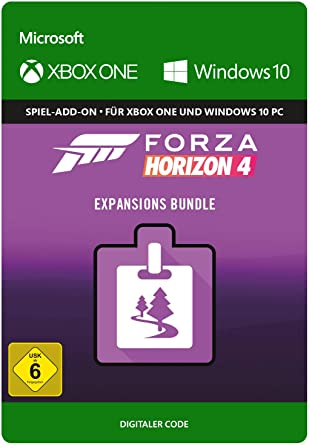 Forza Horizon 4: Expansions Bundle | Xbox One - Download Code