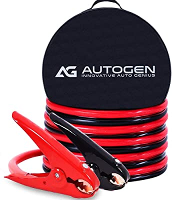 AUTOGEN Heavy Duty Booster Cables