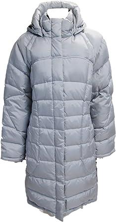 : Calvin Klein Performance Down Coat Hooded Jacket