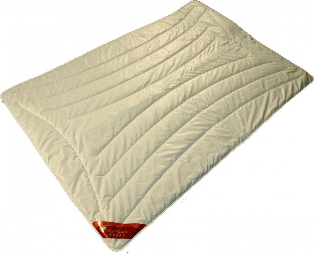 Garanta Steppdecke 155 x 200 2100 g Warme Trio-Bettdecke für den Winter - Steppbett Decke - Füllung 100% Kamelhaar