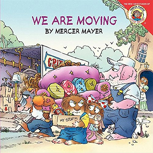 (Little Critter: We Are Moving)