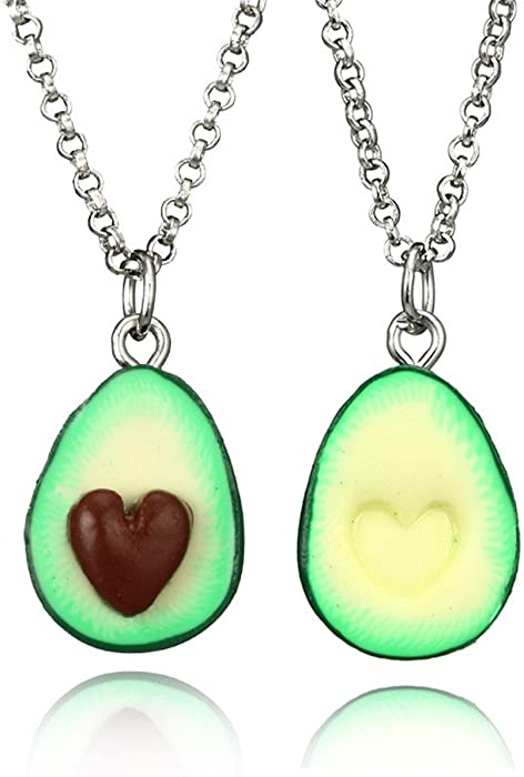 Top 10 Claires Food Bff Necklaces For Girls