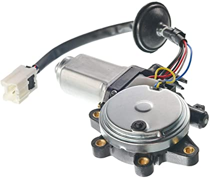 Fudoray Window Lift Motor Front Left Driving Side Fit for 2003-2009 Nissan 350Z 2003-2007 Infiniti G35 Coupe Replaces for 80730-CD00A 80730CD00A