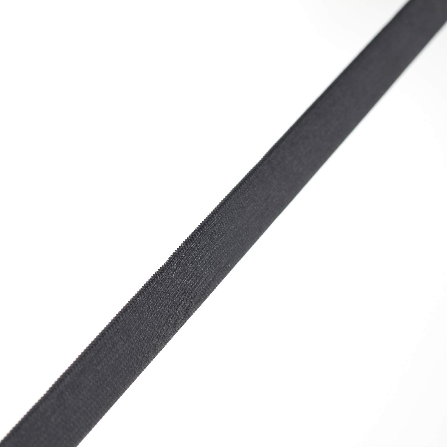 TUKA 40M x 20mm Elastic Band Sewing Elastic Ribbon Bands Webbing Strap Cord for Craft Sewing Accessories TKB5005 Black 43.74 Yards 20 mm wide 40 Meter