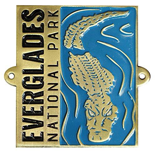 Everglades National Park Hiking Stick Medallion