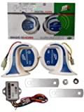 Mocc Universal Horn Set for Cars (Set of 2)