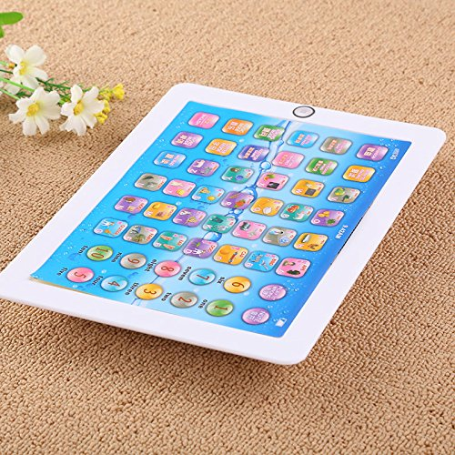 hongfei Multifunction Educational Electronic Toy Playing Learning Machine Tablet Computer Tablet for Kid Early Development