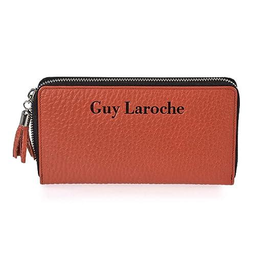 Monedero Billetero con Cremallera para Mujer Guy Laroche ...