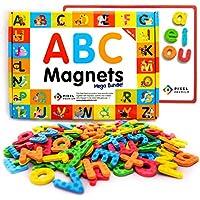 Pixel Premium ABC Magnets for Kids Gift Set - 142...