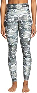 product image for Onzie Hot Yoga High Rise Legging 228 Marble Camo