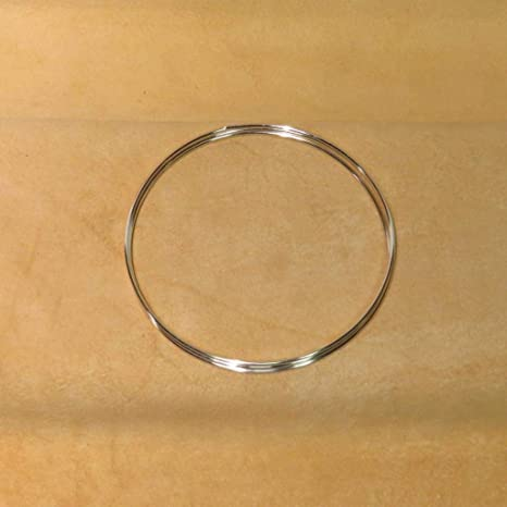 2-6 Pieces 9999 Pure Silver Wire 14 Gauge
