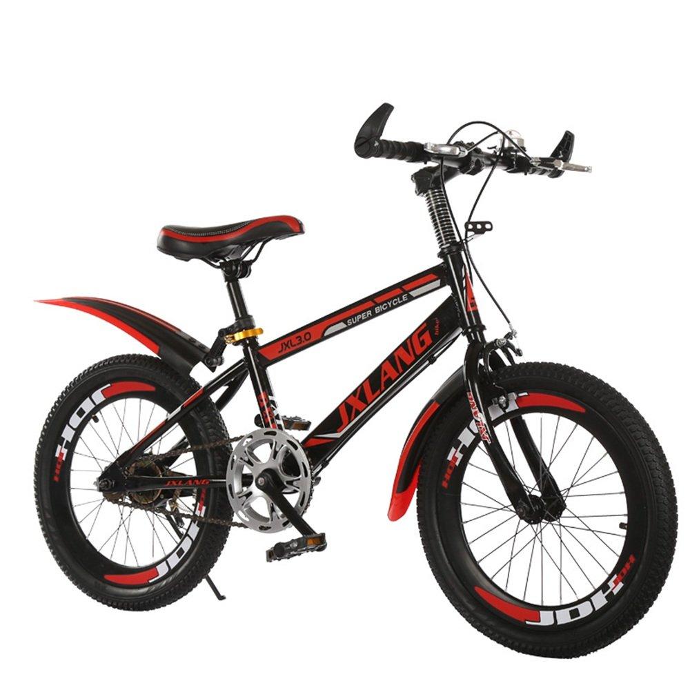 子供用自転車、1820インチの学生用マウンテンバイク615歳のサイクリング少年少女 ( 色 : Red-A , サイズ さいず : 18 inches ) B07CNK5P64 18 inches Red-A Red-A 18 inches