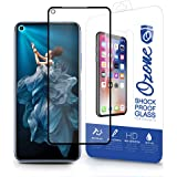 Ozone Honor 20/Honor 20 Pro/Huawei Nova 5T Tempered Glass Screen Protector Shock Proof HD Glass Protector - Black