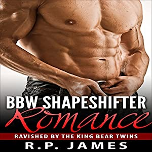 Ravished by the King Bear Twins Audiobook