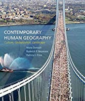 Contemporary Human Geography: Culture, Globalization, Landscape
